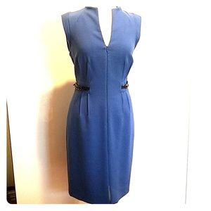 Lightly worn blue dress